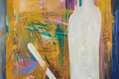 Malermeister Kodritsch, 2013, 220 x 180 cm