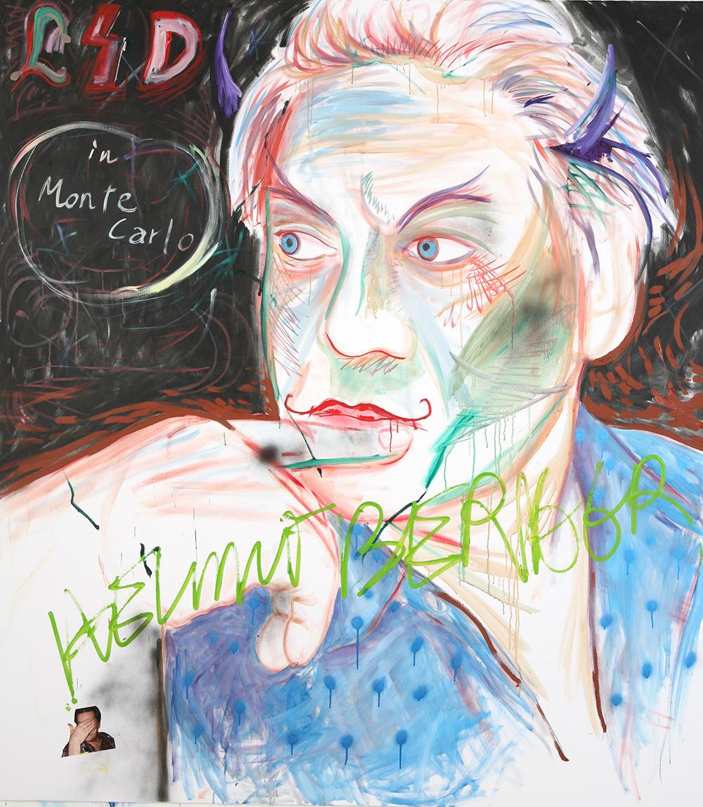 Portrait Helmut Berger (Gemeinschaftswerk m. Jack Bauer)