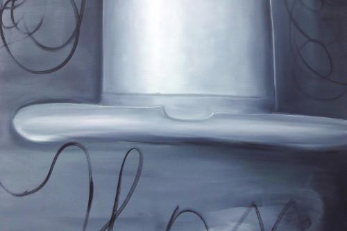 Hoss, 2010, 100 x 80 cm