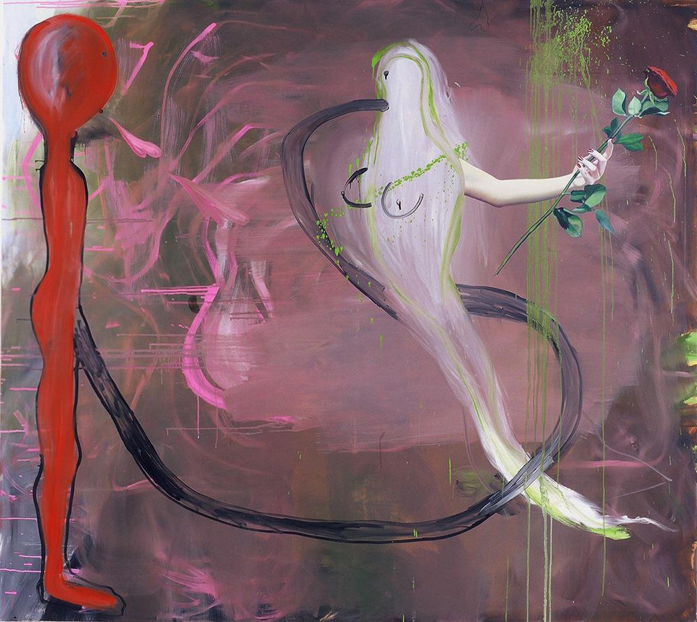 Roter Alien (m. Franziska Maderthaner)