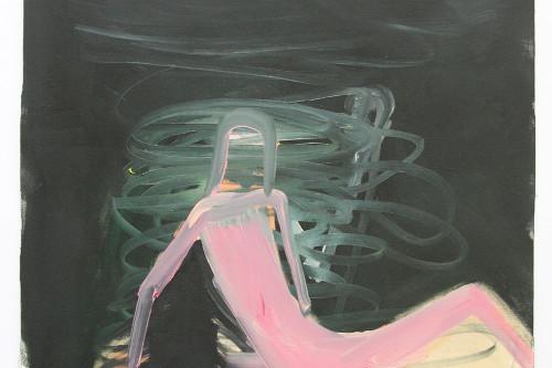 Gute Figur, 2012, 70 x 40 cm