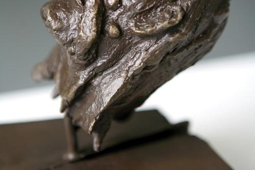 Lemmy, 2006, 12 x 8,5 x 13 cm