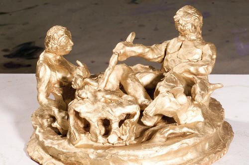 Seipliera, 2003, 28 x 28 x 12 cm