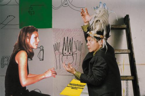 Kate Moss Maler und Modell 13
