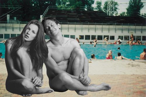 Kate Moss Maler und Modell 14