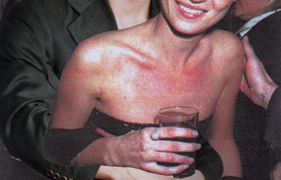 Kate Moss Maler und Modell 3