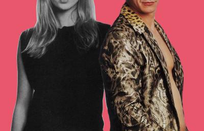 Kate Moss Maler und Modell 6