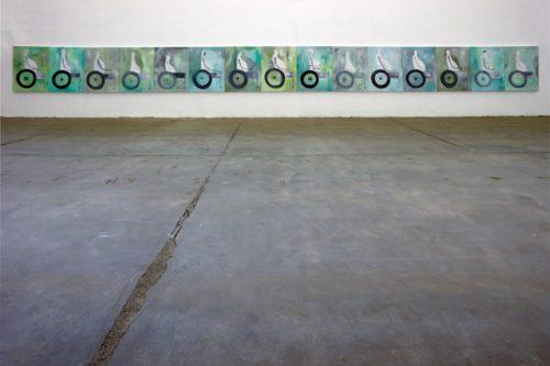 Stanley Road Ausstellungsansicht