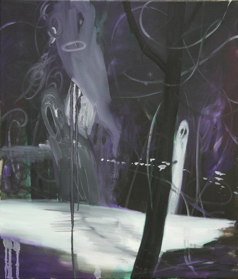 Ghost violett