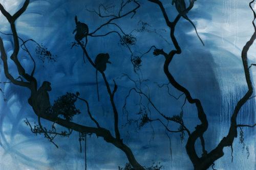 Affen Baum